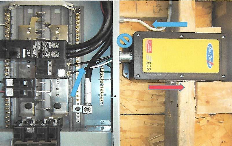 SineTamer Installation - correct