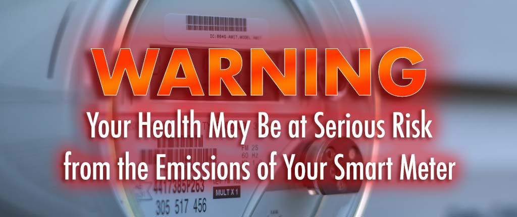 Health risks from smart meter